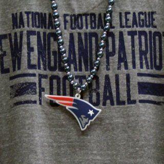New England Patriots NFL Team Logo Medallion Beads