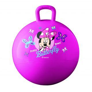 Disneys Minnie Mouse Vinyl Hopper Ball Toy