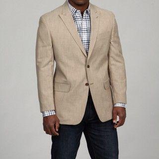 MICHAEL Michael Kors Mens Peak Lapel 2 button Sport Coat