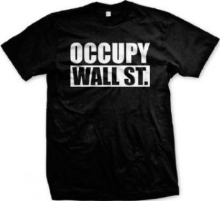 Occupy Wall Street Mens T shirt, Occupy Wall St. Movement