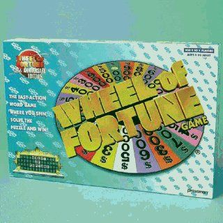Game Tables And Games Board Games Wheel Of Fortune Board