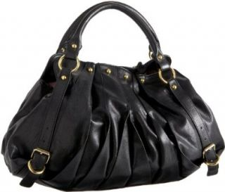 Steve Madden BCouture Satchel,Black,one size Shoes