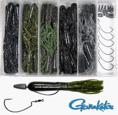 Ultimate Bass Fishing Tube Kit Sports & Outdoors