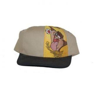 Youth Warner Bros Tazmanian Devil Hat   Khaki Clothing