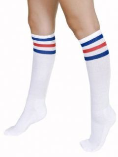 YogaColors Unisex Stripe Knee High Sock RSASKL, 9 11