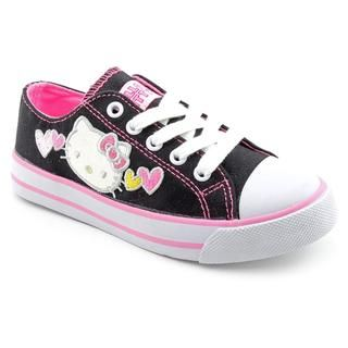 Hello Kitty Girls Katie Fabric Athletic Shoe