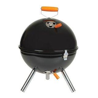 Carbon Steel Black Metro Grill BBQ