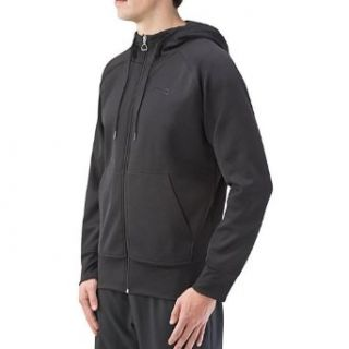 Saucony Mens Kilkenny Full Zip Jacket(Black, X Large