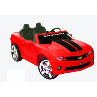 National Products 2 Seater Chevrolet Racing Camaro in Red