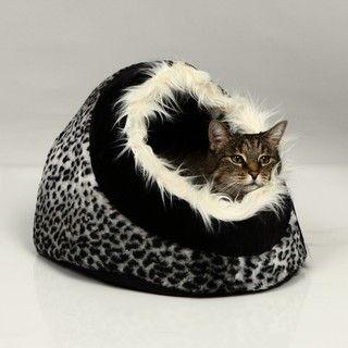 Trixie Pet Products Minou Cushy Cave Pet Bed