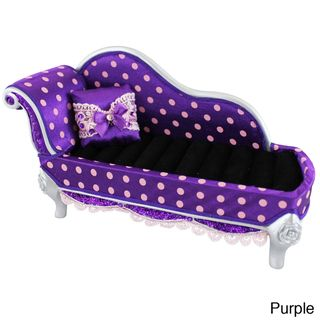 Polka Dot Romance Lounge Chair Ring Holder