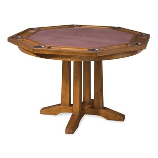 Home Styles Arts & Crafts Game Table