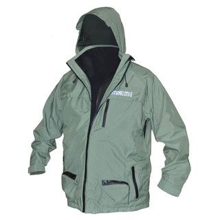 StormKloth II Mens Green Fishing Jacket