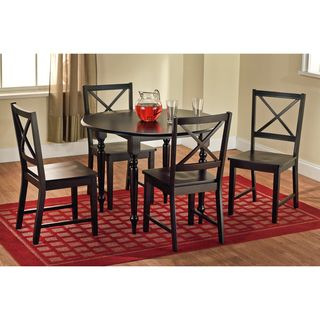 Savings on Simple Living Black 3piece Country Cottage