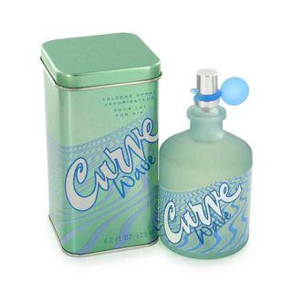 Liz Claiborne Curve Wave Mens 4.2 ounce Cologne Spray