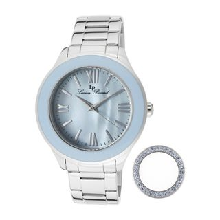 Lucien Piccard Womens Gran Paradiso Stainless Steel Watch