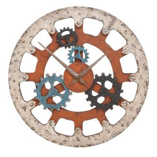 Casa Cortes Gears of Time Large Wall Clock