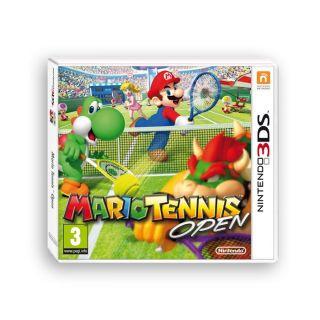 MARIO TENNIS OPEN / Jeu console 3DS   Achat / Vente DS MARIO TENNIS