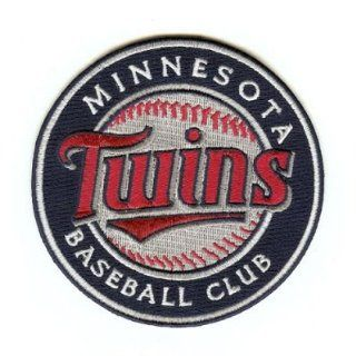 MINNESOTA TWINS MLB LOGO PATCH Sports & Outdoors
