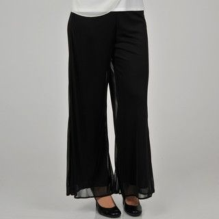 AnnaLee + Hope Womens Wide Leg Pant