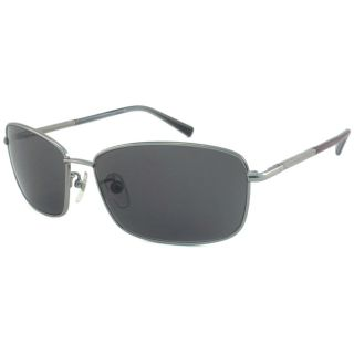Michael Kors Mens/ Unisex MKS492M Bradenton Rectangular Sunglasses