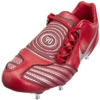 com Nike Total 90 Shoot II SG Mens soccer Boots / Cleats   Red Shoes