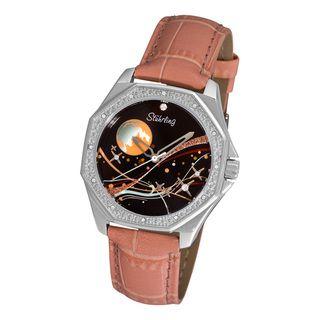 Stuhrling Original Womens Lady Nemo Universe Swiss Quartz Watch