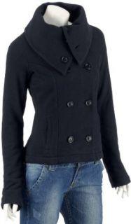 Reef TULIM Juniors Military Style Jacket   Black (Large