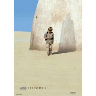 STAR WARS   Poster grand format Anakin Teaser Ep1 (91)   Abystyle nous