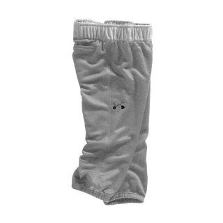 Girls French Terry Capri Pants Bottoms by Under Armour