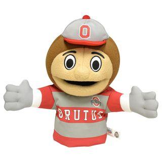Ohio State Buckeyes Brutus the Buckeye Mascot Hand Puppet