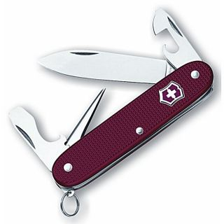 Victorinox Red Pioneer Swiss Army Knife