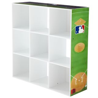 My Owners Box MLB 9 cube Storage Oraganizer