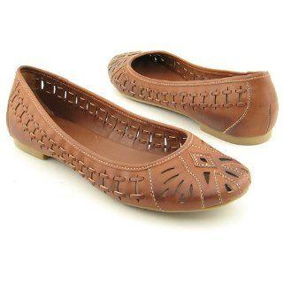 Madden Girl Junoo Womens SZ 7.5 Brown Flats Shoes Shoes