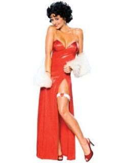 Sexy Betty Boop Starlet Costume Clothing