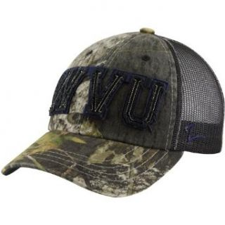 NCAA Zephyr West Virginia Mountaineers Mossy Oak Camo