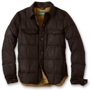 Eddie Bauer 1942 Yukon Classic Model Down Shirt Jacket