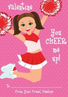 Cheer Me Up Valentine Cards Clothing