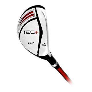 Intech Mens TEC + 3 Hybrid (Right Hand, Graphite) Sports