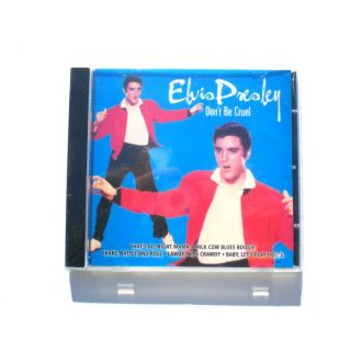 Titre  Elvis Presley   Groupe interprète    Support  CD   Format