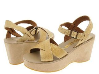 Kork Ease Original Metallic Leather Gold