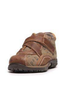 Dolce & Gabbana Junior Shoe BOYS GANG, Color Brown, Size 21 Shoes
