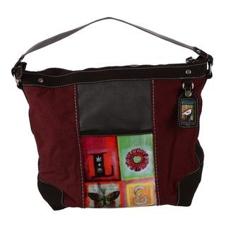 Sherpani Eden Large Messenger Bag