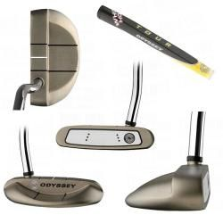 Odyssey Mens White Hot Tour Rossie Putter