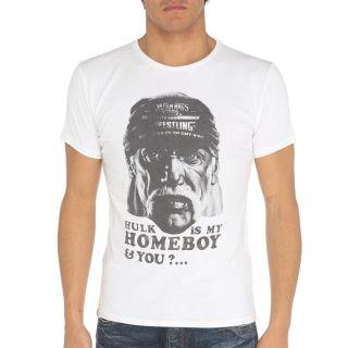 JAPAN RAGS T Shirt Homme Blanc   Achat / Vente T SHIRT JAPAN RAGS T