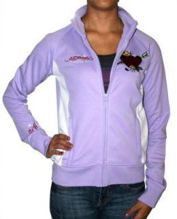 ED HARDY Christian Audigier Womens Track Jacket Size XXXL