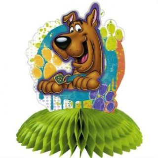 Scooby Doo Centerpiece Party Supplies Clothing