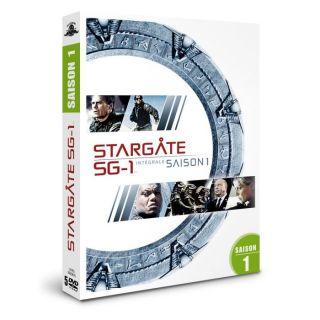 Stargate sg 1, saison 1 en DVD SERIE TV pas cher
