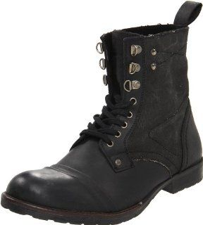 Stacy Adams Mens Battalion Lace Up Boot: Shoes