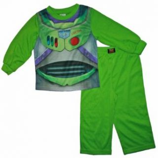 Toy Story Buzz Lightyear Character Pajamas (2T) Clothing
